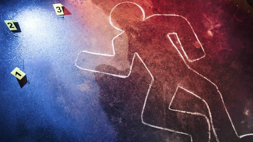 Resultado de imagem para desenho de homem morto a tiros